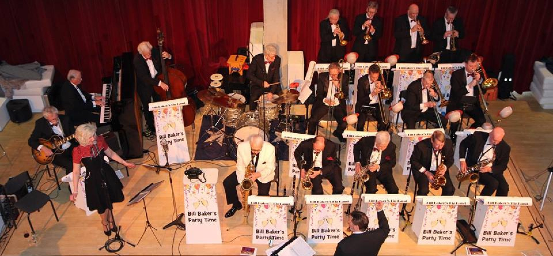 Bill Baker's Big Band